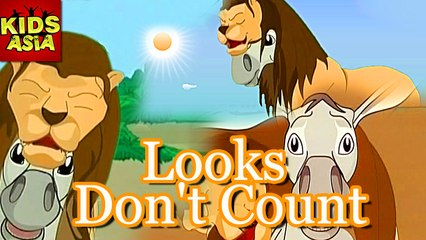 Looks Don't Count | Kids Animated Story | Tales Of Panchatantra | Kids Asia