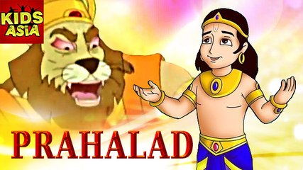 Prahalad Kids Animated Story | Kids English Stories | Kids Asia