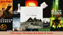 Download  Thin Lizzy The Boys Are Back in Town PDF Free