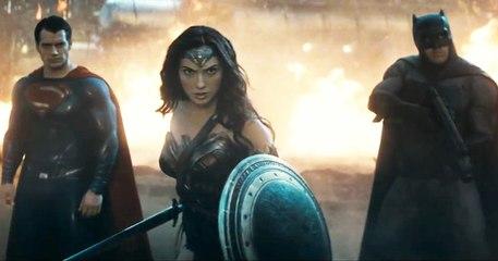 Batman v Superman - Official Trailer 2 [HD]