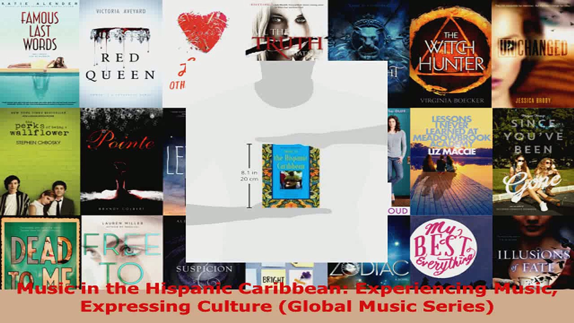 Read  Music in the Hispanic Caribbean Experiencing Music Expressing Culture Global Music PDF Online