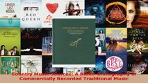 Read  Country Music Sources A BiblioDiscography of Commercially Recorded Traditional Music Ebook Free