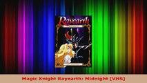 Download  Magic Knight Rayearth Midnight VHS PDF Free