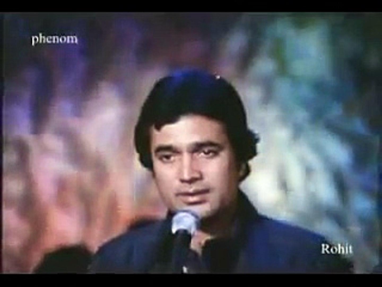 Jab Dard Nahin Tha - Anurodh (1973) Kishore Kumar