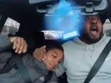 Ce papa devient fou quand il entend sa musique de rap préférée ! - vidéo Dailymotion