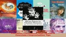 Read  100 Jazz Patterns for Chromatic Harmonica Audio ExamplesHarmonica TabsScales  EBooks Online