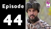 Dirilis Episode 44 Full on Hum Sitaray in High Quality
