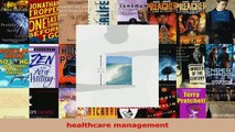 PDF Download  Introduction To Health Care Management Download Full Ebook