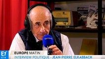 Immigration, sécurité, régionales : Marine Le Pen répond aux questions de Jean-Pierre Elkabbach