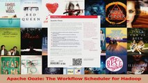 Download  Apache Oozie The Workflow Scheduler for Hadoop PDF Online