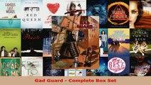 Read  Gad Guard  Complete Box Set EBooks Online