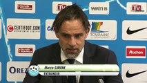 Réactions des entraîneurs après Tours FC - Clermont