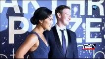 Zuckerberg devient papa et annonce le don de 99% de ses actions