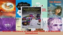 Read  W23XR  Standard of Excellence Book 3 Eb Baritone Saxophone EBooks Online
