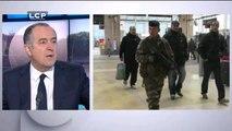 """Guillaume (PS) : """"L'état d'urgence ne doit pas être prolongé ad vitam æternam"""""""