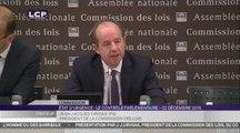 Travaux de l'Assemblée : Présentation par Jean-Jacques Urvoas du plan d'action de l'Assemblée pour contrôler les mesures prises pendant l'état d'urgence