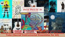 Download  Sacred Duets for All From the Renaissance to the Romantic Periods Trombone Baritone Ebook Free