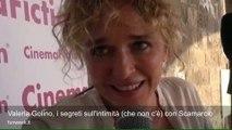 Valeria Golino, i segreti sull'intimità (che non c'è) con Scamarcio