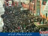 Millions of Shiites gather in Iraq's Karbala for Chehlum