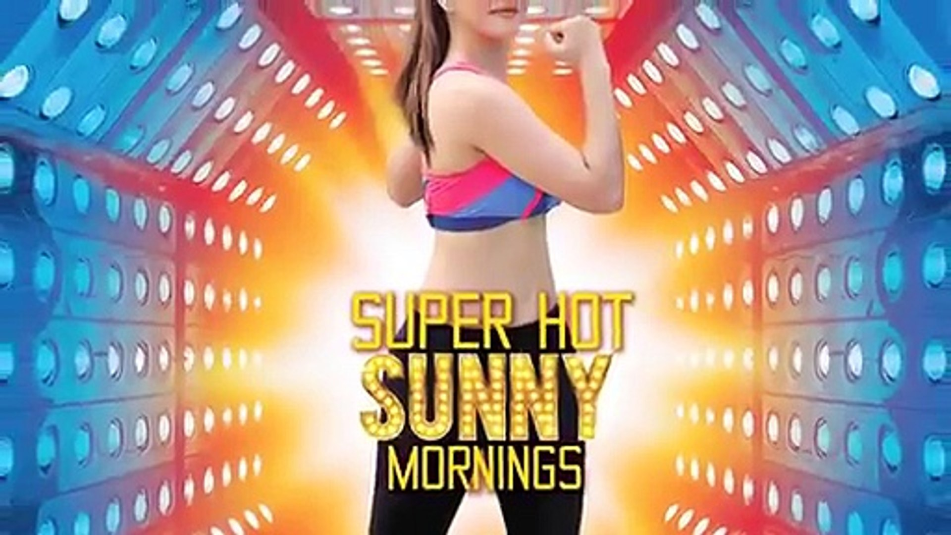 Sunny Leone Workout In 'Super Sunny Morning' Teaser