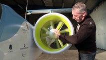 E-fan, l'avion électrique
