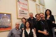 Sept artistes engagés auprès de l'Orchestre des lycées français du monde