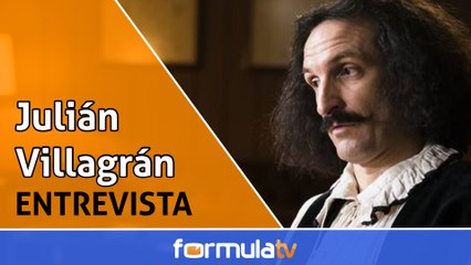Julián Villagrán desvela cómo se prepara a Velázquez en 'El Ministerio del Tiempo