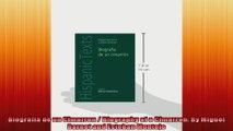Biografia de un Cimarron  Biography of a Cimarron By Miguel Barnet and Esteban Montejo