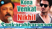 Sankarabharanam Movie Pre Review - Nikhil    Anjali   Kona Venkat   Nanditha