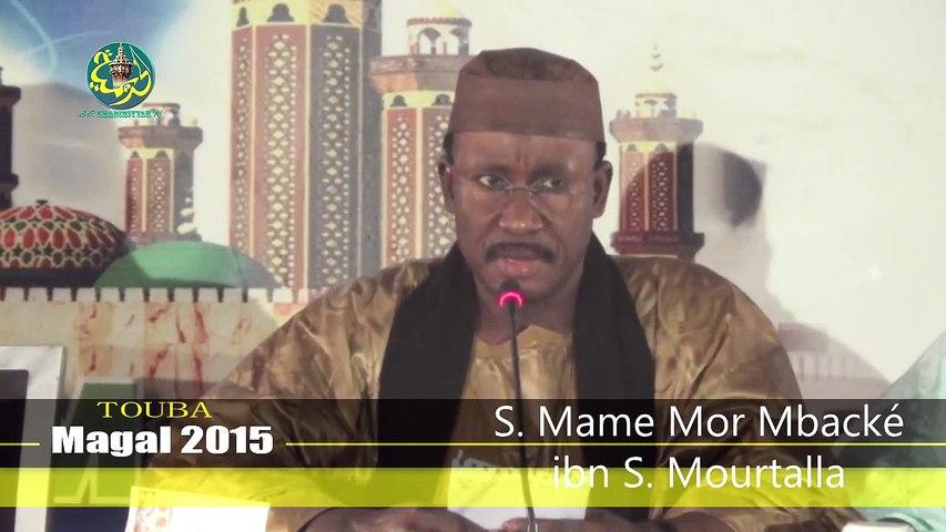 Magal Touba 2015: Message de S. Mame Mor Mbacké Mourtalla