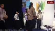 À la COP21, les peuples autochtones dansent pour le climat