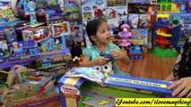Thomas & Friends Wooden Railway: Musical Melody Tracks Set Unboxing + Edward and Gordon