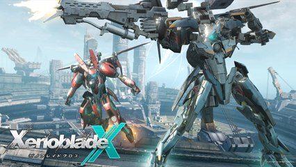 Xenoblade Chronicles X | Wii U Trailer HD 1080p 30fps - E3 2015