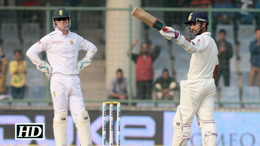 IND vs SA 4th Test Delhi Day 1 Match Recap