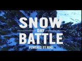 Snow Day Challenges Enjoyment And Fun between Friends New Full Video 2015