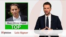 Copé choisit « le divan » de Fogiel / Bernard Tapie condamné à rembourser 404 millions d'euros