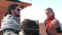 Metal Gear Solid 5 Phantom Pain Walkthrough Gameplay Part 21 Psycho Quiet (MGS5)