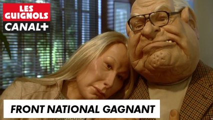 Front National Gagnant (Parodie Mistral Gagnant) - Les Guignols - CANAL+