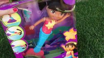Mermaid Dora The Explorer Dive & Swim Doras Mermaid Adventures Dora Sirena Nadadora Fishe