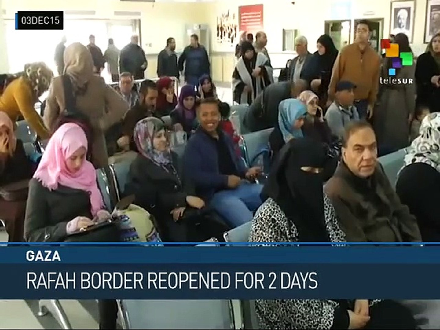 Palestine: Egypt to Open Rafah Border Crossing for 2 Days