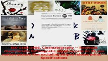 PDF Download  ISO 11891986 Cinematography  Recorded characteristic for magnetic sound records on 35 Download Full Ebook