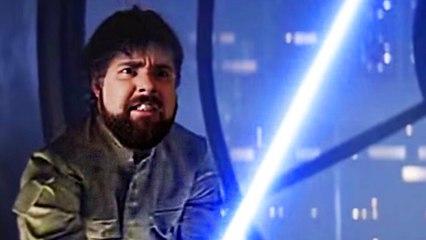 "Star Wars The Empire Strikes Back (Parody) DUM - ""Tired of Waiting"" - Original Music Video"