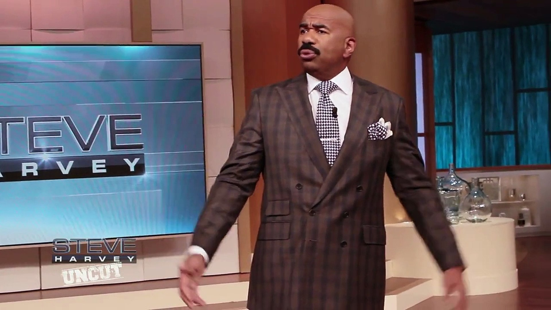 Steve Harvey Uncut: Live your gift, find your purpose || STEVE HARVEY