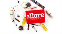 Inside the Allure Beauty Box - First Look Inside the December 2015 Allure Beauty Box