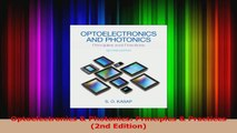PDF Download  Optoelectronics  Photonics Principles  Practices 2nd Edition Read Online