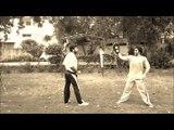 adil bin talat pakistan taekwondo champion jump spin kick