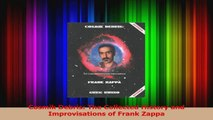 Read  Cosmik Debris The Collected History and Improvisations of Frank Zappa Ebook Free
