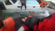 Migrants : un nouveau-né sauvé d'un naufrage au large de la Grèce