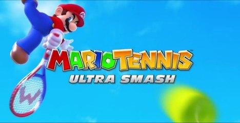 Mario Tennis : Ultra Smash | Trailer HD 1080p 30fps - E3 2015