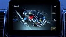 Mercedes-Benz GLS 400 4MATIC Infotainment